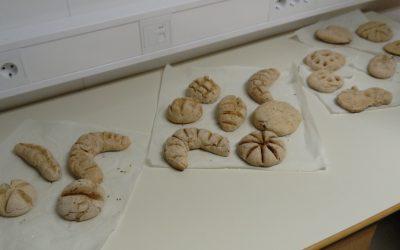 Pekli bomo kruh!
