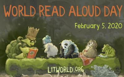 5. februar – svetovni dan glasnega branja